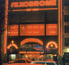 sexodrome, now offering saunas