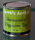 Earth's Herbal Tea